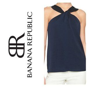 🎁FREE w/ Bundle BANANA REPUBLIC Navy Tank Top